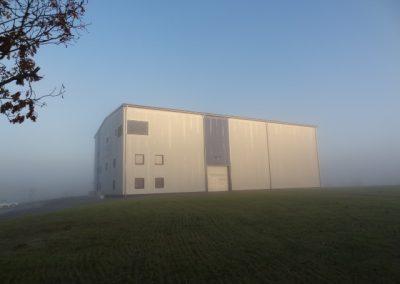 GreenTec Campus Enge-Sande - Wärmekonzept, 2014